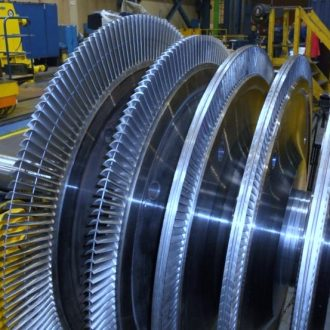 MODERNIZATION OF A 8MW STEAM TURBINE