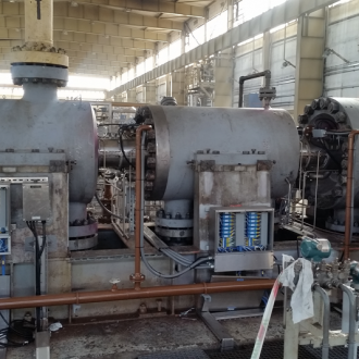 MODERNIZATION OF THREE-SECTION SYNTHESIS GAS COMPRESSOR